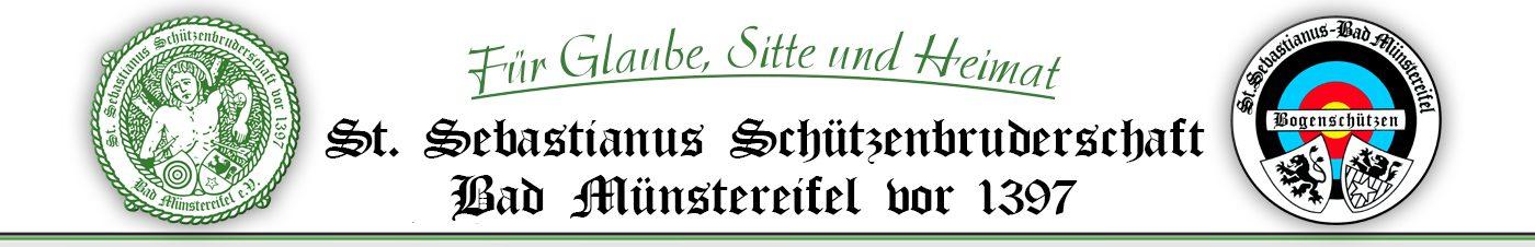 St. Sebastianus Schützenbruderschaft vor 1397 Bad Münstereifel e.V.